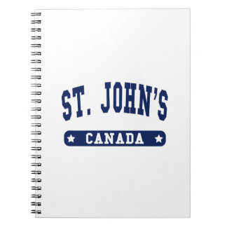 St. John's Notebook