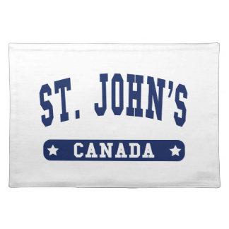 St. John's Placemat