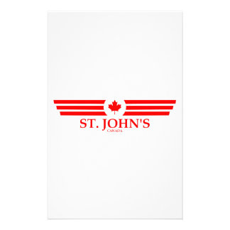 ST. JOHN'S STATIONERY