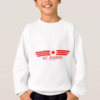 ST. JOHN'S SWEATSHIRT