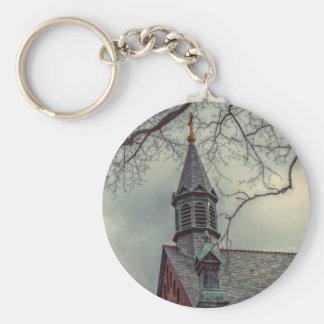 St Joseph Chapel Keychain