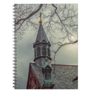 St Joseph Chapel Notebook