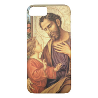 St. Joseph & Child Jesus iPhone 7 Case
