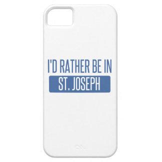 St. Joseph iPhone 5 Cases