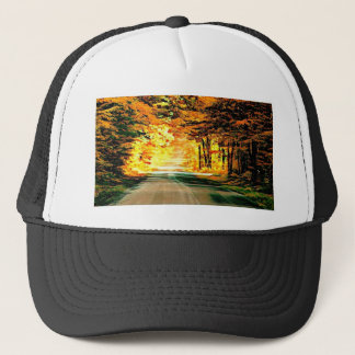 St Joseph Island Country Road Trucker Hat