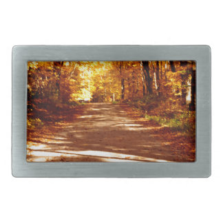 st Joseph Island Fall Tour Rectangular Belt Buckle