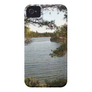 St Joseph Island fishing Spot iPhone 4 Covers