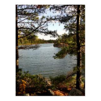 St Joseph Island fishing Spot Postcard