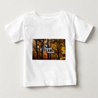 St Joseph Island Maple trees Baby T-Shirt