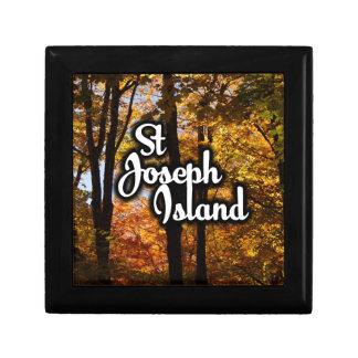 St Joseph Island Maple trees Gift Box