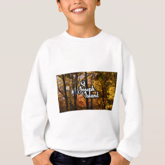 St Joseph Island Maple trees Sweatshirt
