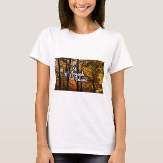 St Joseph Island Maple trees T-Shirt