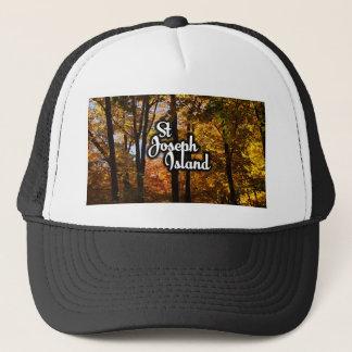St Joseph Island Maple trees Trucker Hat