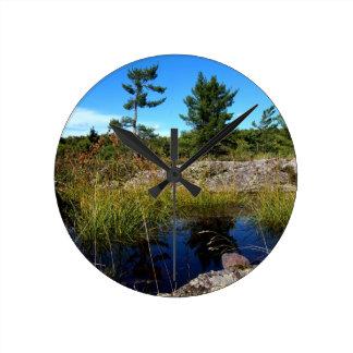 St Joseph Island northern Ontario Wallclock