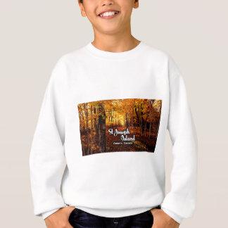 St Joseph Island, Ontario Canada Fall Sweatshirt