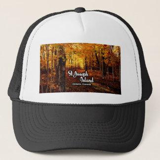 St Joseph Island, Ontario Canada Fall Trucker Hat