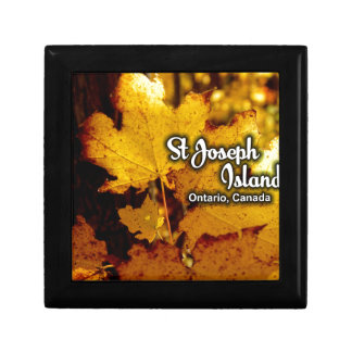St Joseph Island, Ontario Canada Gift Box