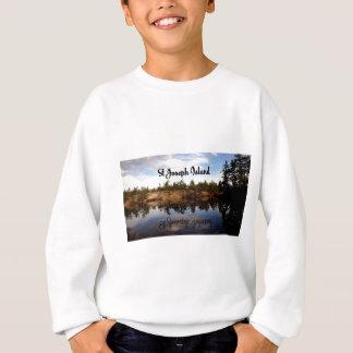 St Joseph Island reflections Sweatshirt