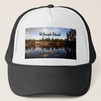 St Joseph Island reflections Trucker Hat
