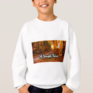 St Joseph Island road Sweatshirt