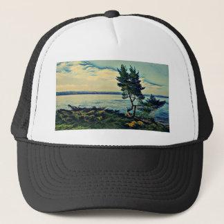 St Joseph Island Stopover Trucker Hat