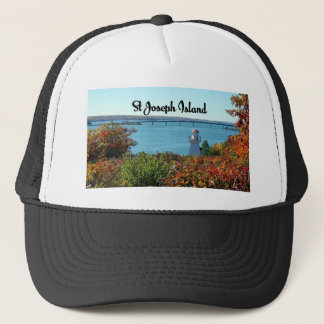 St Joseph Island view Trucker Hat