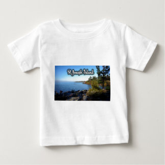 St Joseph Island views Baby T-Shirt