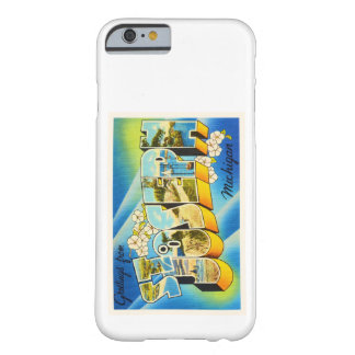 St Joseph Michigan MI Old Vintage Travel Souvenir Barely There iPhone 6 Case