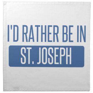 St. Joseph Napkin