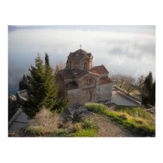 St. Jovan Church, Macedonia Postcard