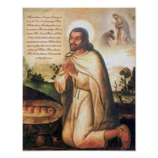 ST JUAN DIEGO POSTER