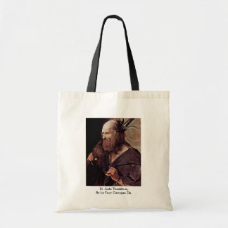 St. Jude Thaddeus, By La Tour Georges De Budget Tote Bag