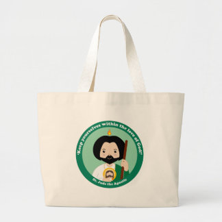 St Jude the Apostle Canvas Bags