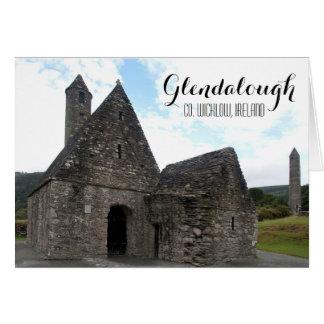 St. Kevin's Church, Glendalough Card