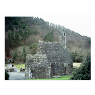 St.Kevins Church,Glendalough,Co.Wicklow,Ireland Postcard