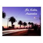 St. Kilda, Australia Postcard