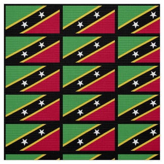 St. Kitts flag Fabric