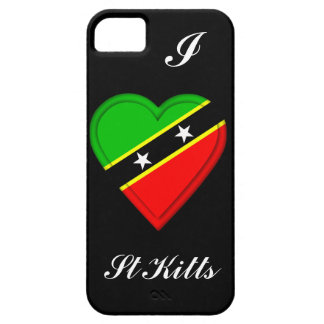 St Kitts flag iPhone 5 Cases