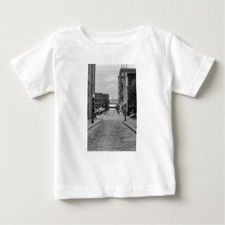 St Louis Alley Grayscale Baby T-Shirt