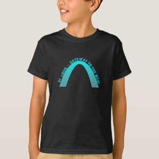 St. Louis Arch Gateway To The West T-Shirt