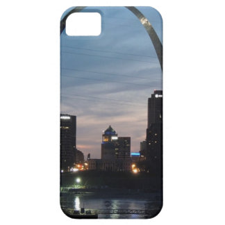 St Louis Arch Skyline Case For The iPhone 5