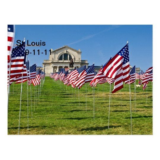 St. Louis Art Museum Postcard