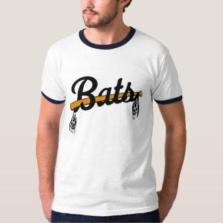 St. Louis Bats - Mens Ringer T-Shirt
