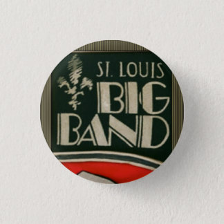 St. Louis Big Band Button