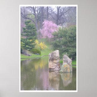 St. Louis Botanical Garden Poster
