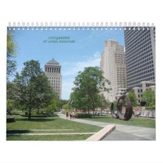 St. Louis Calendar