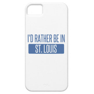 St. Louis Case For The iPhone 5