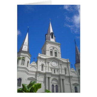 St. Louis Cathedral Note Card