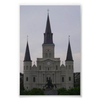 St. Louis Cathedral Photo Print