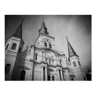 St Louis Cathedral Postcard